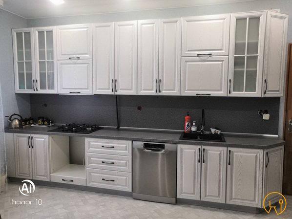 Купить Кухня с пленочным фасадом